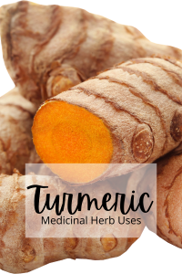 turmeric roots and text
