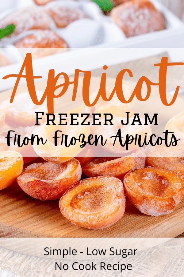frozen apricots for jam
