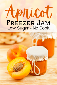 Apricot Freezer Jam