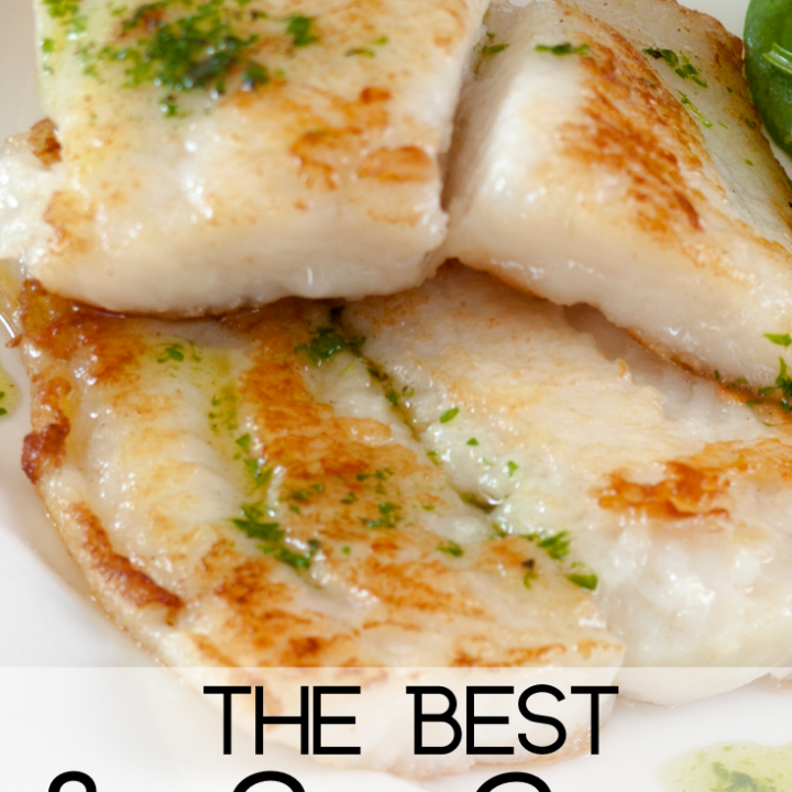 The Best Sea Bass Recipe with Simple Ingredients